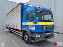 Camión MAN TGM 18.280 lonas deslizantes (PLFD) usado