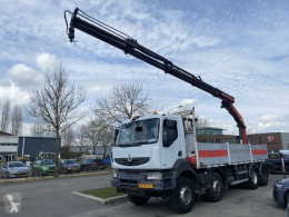 Camion Renault Kerax 410 plateau occasion