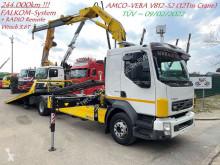 Camion porte voitures Volvo FL 240