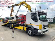 Ciężarówka Volvo FL 240 do transportu samochodów używana