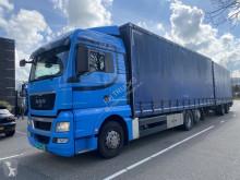 Camion remorque rideaux coulissants (plsc) MAN TGX 26.400