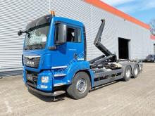 Camión MAN TGS 26.480 6x4 BL 26.480 6x4 BL, Navi, MEILLER Abroller, Funk Gancho portacontenedor usado
