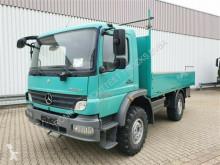 Camion plateau Mercedes Atego 1024 A 4x4 1024 A 4x4 Doppelsitzbank