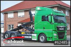 MAN billenőplató teherautó TGX 26.480, VDL, E6, Intader Lenk + Lift,