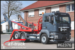 Kamion stroj s více korbami MAN TGS 33.440, Multilift SLT192 Funk, EEV