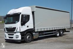 Camión lonas deslizantes (PLFD) Iveco Stralis 460 Hi-Way