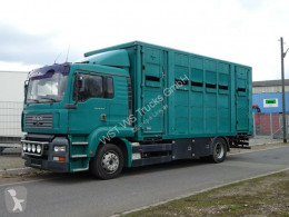 Camión remolque ganadero MAN TGA TG-A 18.310 FG / LL