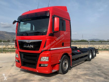 Camion MAN TGX 26.440 châssis occasion