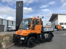 Unimog UNIMOG U300 4x4 Hydraulik Standheizung Klima outros camiões usado