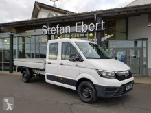 Furgoneta furgoneta caja abierta teleros MAN TGE TGE 3.180 4x4 Pritsche DoKa Klima AHK 7Sitze