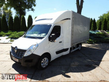 Renault MASTERSKRZYNIA PLANDEKA rideaux coulissants (plsc) occasion