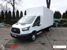 Veículo utilitário Ford TRANSITKONTENER WINDA 8 PALET KLIMATYZACJA [ 7266 ] furgão comercial usado