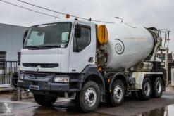 Camión hormigón cuba / Mezclador Renault Kerax 420