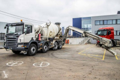 Camion béton toupie / Malaxeur Scania P 400