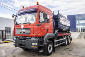 MAN TGA 33.350 used sewer cleaner truck