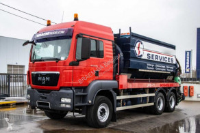 MAN sewer cleaner truck TGS 33.360