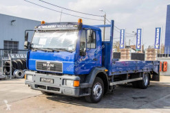 Lastbil biltransport MAN LE 14.224