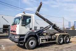 Camion polybenne Renault Kerax 420 DCI