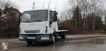 Camión de asistencia en ctra Iveco Eurocargo ML 75 E 16