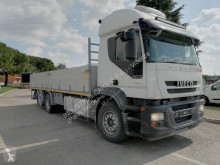 Camion Iveco plateau ridelles occasion