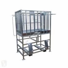 Equipos HOCH mit seiltichem Einstieg Otro equipamiento usado