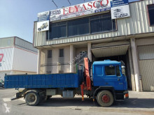 Camion plateau ridelles MAN F90 19.362