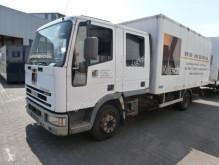 Camión furgón Iveco ML80E