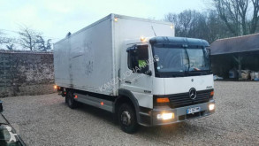 Camion fourgon polyfond Mercedes 1214