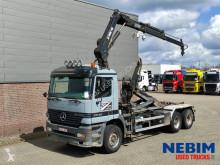 شاحنة Mercedes Actros 2540 ناقلة حاويات متعددة الأغراض مستعمل