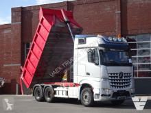 شاحنة Mercedes Actros حاوية مستعمل