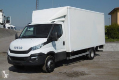 Lastbil Iveco Daily 70C17P transportbil polybotten begagnad