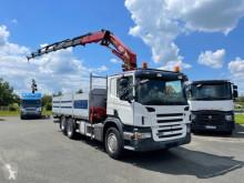 Lastbil platta häckar Scania P 340