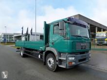 Camión caja abierta teleros MAN TGM 18.240