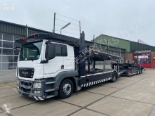 MAN car carrier trailer truck TGS 18.400