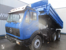 Camion Mercedes FAP 2226 , V8 , ZF Manual , 3 way tipper , Spring suspension tri-benne occasion