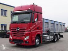 Camión chasis Mercedes Actros Actros 2545*Giga*Euro6*Retarder*Lift*