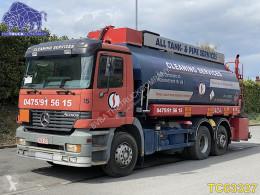 Camion cisterna Mercedes Actros 2631