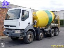 Camião betão betoneira / Misturador Renault Kerax 420