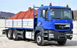 Camion MAN TGS 26.440 Pritsche 6,50 m! / 6x4 ! Topzustand! plateau occasion