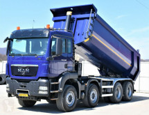 Camion benne MAN TGA 35.480 Kipper *8x4* !!