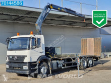 Camion Mercedes Axor 2533 plateau occasion