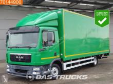 Camião MAN TGL 10.180 furgão usado