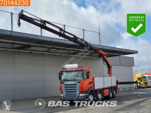 Scania flatbed truck R 420