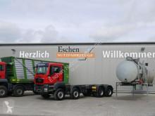 Camión Camion MAN TGS TGS 41.440 8x8 BB Agrotruck, Güllefass, Häcksler
