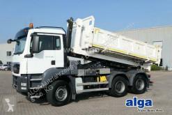Camión volquete volquete trilateral MAN TGS 26.480 TGS BL 6x4, kurzer Radstand, Aufbau extra