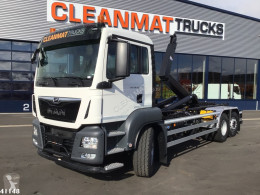 Camion MAN TGS 26.430 polybenne neuf