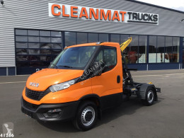 Iveco Daily flakbil begagnad