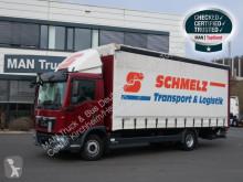 Camião MAN TGL 12.220 4X2 BL/ Schiebeplane/ADR-Typ AT/LBW cortinas deslizantes (plcd) usado