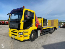 Ciężarówka MAN TGA 26.360 do transportu sprzętów ciężkich używana