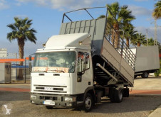 Teherautó Iveco Eurocargo 65 E 15 használt billenőkocsi